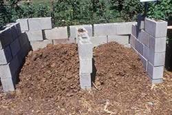 composting pile